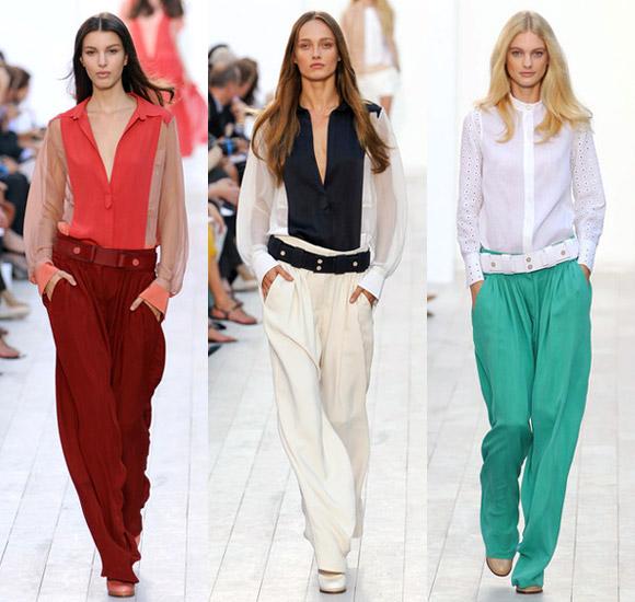 նորաձև տաբատներ 2012
